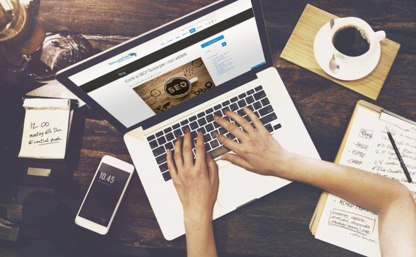 Il Content Marketing e come scrivere gli articoli per un BLOG