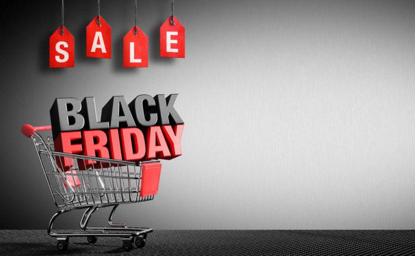 Black Friday e Cyber Monday: che lo shopping sfrenato abbia inizio!