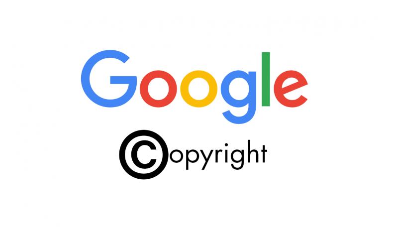 Il copyright delle immagini su Google
