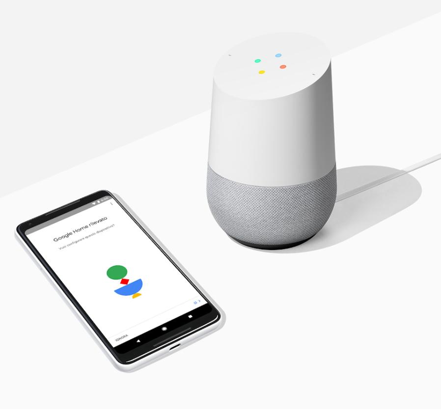 Come funziona Google Home - ChimeraRevo