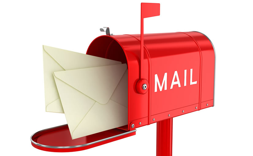 Email spedita e consegnata.
