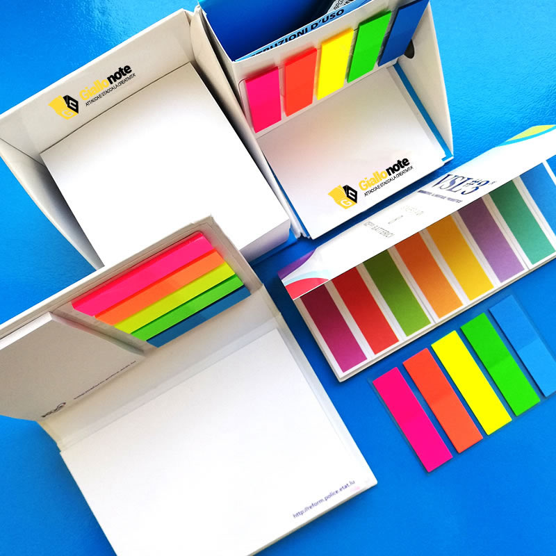 Giallonote: post it personalizzati