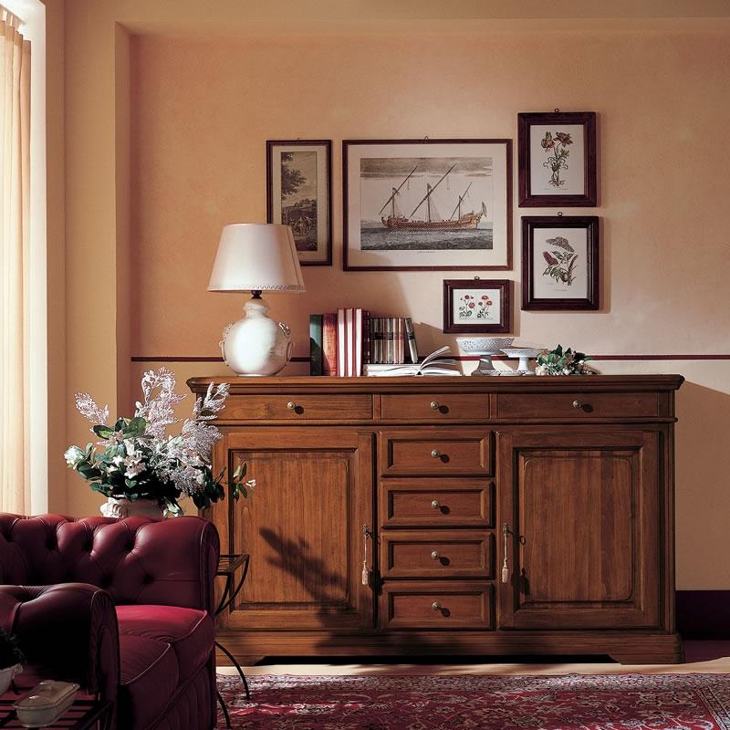Tiferno: mobili classici e arredamento su misura