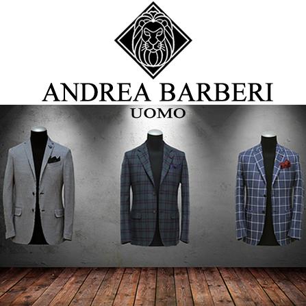 Andrea Barberi - Moda uomo