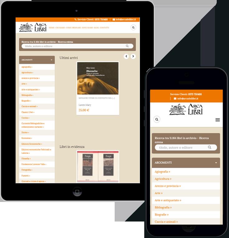 Come proporre online una libreria di libri usati for Libreria online libri usati