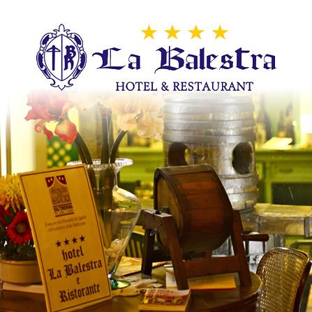 Hotel La Balestra a Sansepolcro